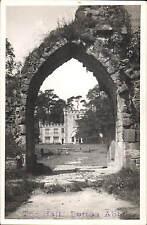 Bolton Abbey near Skipton & Ilkley. The Hall.