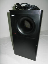 BOSE 5.1 POWERED ACOUSTIMASS 9 ACTIVE SUBWOOFER