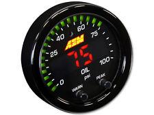 AEM X-Series 100 PSI Oil/Fuel Pressure Gauge 30-0301