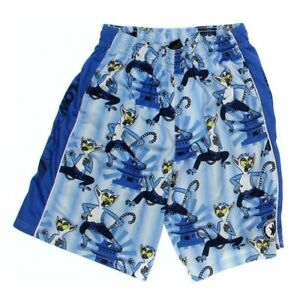 Flow Society Boys Shorts size 14,  light blue,  good condition