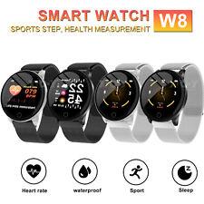 Tablet W8 Reloj Inteligente Ritmo Cardíaco & seguimiento para ejercicio deportivo Monitor de presión arterial
