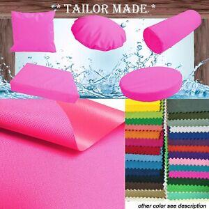 PL23-TAILOR MADE Fuschia Outdoor Waterproof Sun Umbrella Patio sofa seat cover