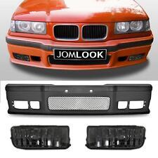 JOM Frontschürze BMW E36 Sport-Look Stoßstange inkl. Nebelscheinwerfer schwarz