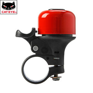 CATEYE Cycling Bell Bicycle Handlebars Classic Ring Safety Horn Sport Alarm