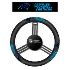 NFL Carolina Panthers Massage Steering Wheel Cover By Fremont Die
