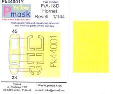 Model Maker 1/144 BOEING F/A-18D HORNET Kabuki Tape Paint Mask Set Revell Kit