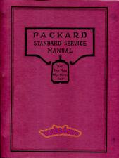 PACKARD SHOP MANUAL SERVICE REPAIR BOOK 1929-1932 1931 1930 WORKSHOP