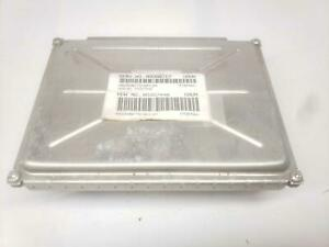 Oldsmobile Alero Main Control Module ECM PCM 9380717