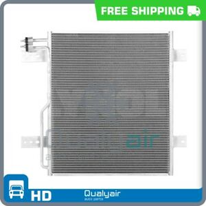 AC Condenser fits International Harvester 4100, 4200, 4300, 4400, 4200LP, ... QL