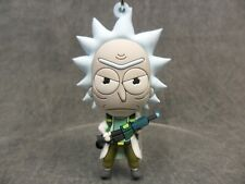 Rick & Morty NEW * Ghost Buster Rick Clip * Blind Bag Series 3 Key Chain Ring