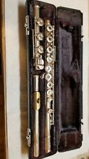 Armstrong 303 Limited Edition Flute Silver Thinwall Headjoint Offset G Split E