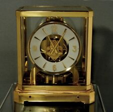 "Le Coultre Atmos Clock      Swiss         "" Runs on Changes in Atmosphere """