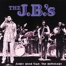 JBS FUNKY GOOD TIME ANTHOLOGY 2 CD FUNK SOULNEW