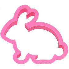 Bunny Rabbit Cookie Cutter 4 in PC0428 - By CookieCutter.Com - USA Made