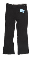 Womens Next Black Trousers Size 12/L28