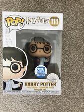 En Mano, Harry Potter capa invisible Funko shop Exclusivo #111 Funko Pop!