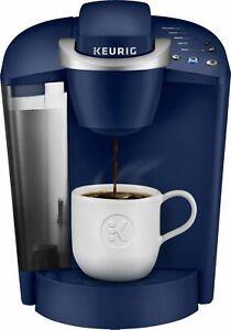 Keurig - K-Classic K50 Single Serve K-Cup Pod Coffee Maker - Patriot Blue