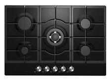 Cookology GGH755BK Kitchen Hob with 5 Built-In Burner - 75cm