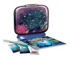 Aqua Dragons Deluxe Kit With Illuminated Tank Underwater Habitat Watch Them Grow