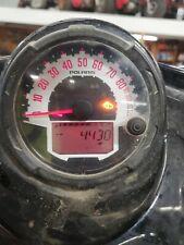 2012 POLARIS RZR XP 900efi speedometer display 4430mi cluster gauge mfd 3208555(Fits: Polaris)