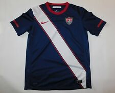 2010-11 USA NATIONAL TEAM SOCCER NIKE Dri-Fit Third World Cup Jersey Youth XL