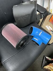 Ford Focus Rs K&n Air Filter Induction Kit