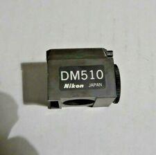 Nikon Ba520 Dm 510 Fluorescence Filter Cube Microscope Diaphot Optiphot D12