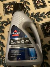 New listing Bissell 2212E Wash and Remove Pro Total Formula   Brand new