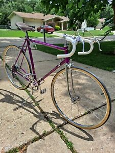 Schwinn 1964 Super Sport 10 Speed Opal Violet