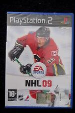 PS2 : NHL 09 - Nuovo, sigillato ! Premiato come gioco sportivo dell'anno !