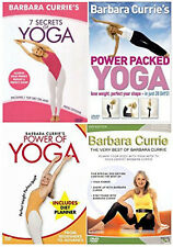 BARBARA CURRIE COLLECTION DVD 7 Secrets of Yoga Power Packed of Yoga UK Rel NEW