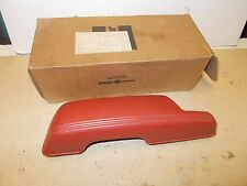 Mopar NOS Front/Rear Door Arm Rest Rt.(Red) 78-79 Plymouth Volare, Dodge Aspen