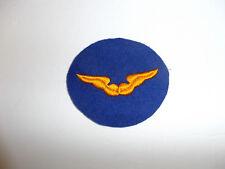 b1124 WW 2 US Army  Air Force Flight Instructor sleeve patch R13B