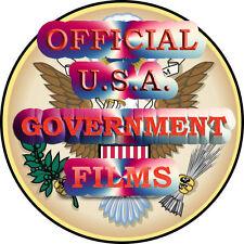 DEW LINE STORY VINTAGE USA GOVERNMENT FILM DVD