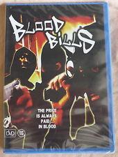 actie gangster BLOOD BILLS dvd NIEUW SEALED Ned ondertitels NEW all regions DVD0