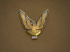 New GM 87-90 GTA Sail Panel Emblem Red/Gold