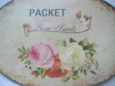 Floral Decorative Wall Plaques