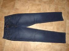 Women's Tint The Head Turner Low Rise Curvy Stretchy Jeans Size 12 32x31
