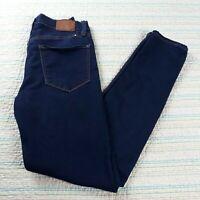 Lucky Brand Wms Sz Size 6/28 Dark Wash Brooke Skinny Legging Jeans Denim