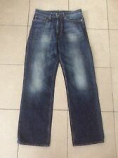 LEVIS  L511    Straight Leg  Dark Denim Jeans     Size 32