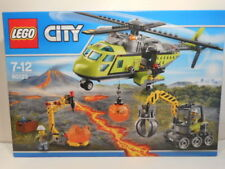 Jeux de construction Lego hélicoptères garçon