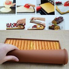 Tapis de cuisson en silicone Tapis de gâteau DIY Doublure de four antiadhés O ji