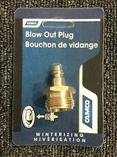 Camco 36143 Blow Out Plug