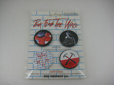 C&D Visionary Inc - Button Badge Pack - Pink Floyd - Pack of 4 Round