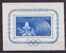 Postfrische Briefmarken aus Rumänien mit Olympische Spiele-Motiv