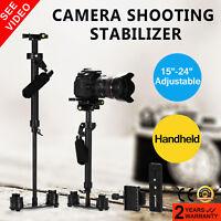 Hand Kamera Stabilisator S60 40-60cm Stabilisierung Schwebestativ Steadycam DSLR