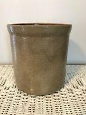 New listing Vintage 2 Gallon Stoneware Crock