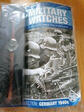 Germany 1940 S eagle moss collection Military Watches Numéro 39
