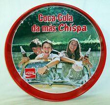 NEW 1978 TOME COCA COLA MEXICAN ( SPANISH ) TRAY