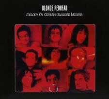 Blonde Redhead - Melody Of Certain Damaged Lemons (NEW CD)